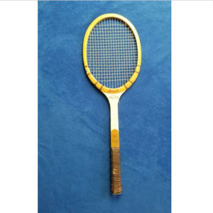 Vintage NOS Bancroft Players Sawyer Tennis Racquet